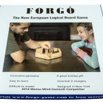 Forgo Logical Board Game